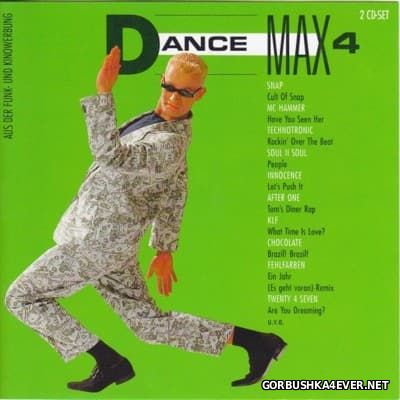 Dance Max vol 04 [1990] / 2xCD