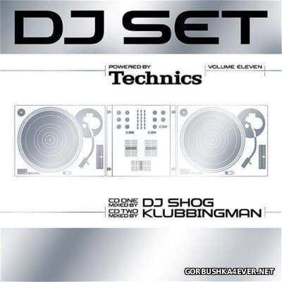 Technics DJ Set Volume 11 [2005] / 2xCD / Mixed by DJ Shog & Klubbingman