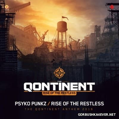 The Qontinent 2016 - Rise Of The Restless [2016] / 4xCD