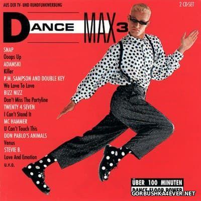 Dance Max vol 03 [1990] / 2xCD