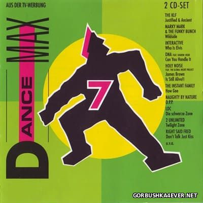 Dance Max vol 07 [1992] / 2xCD