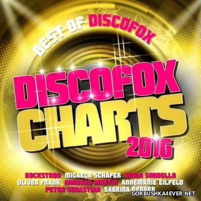 Discofox Charts 2016 / 2xCD