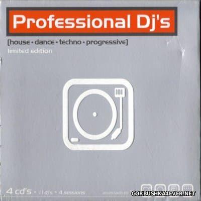 Professional DJ's [1999] / 4xCD