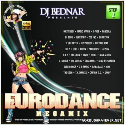 DJ Bednar - Eurodance Megamix Step 2 [2012]