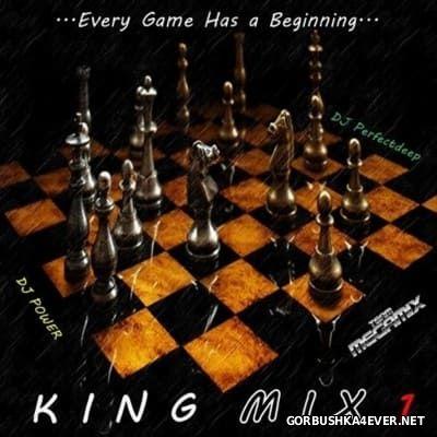 DJ Power & DJ Perfectdeep - King Mix Eurodance 1 [2016]