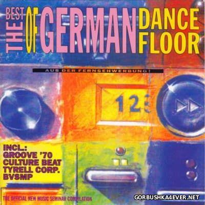 The Best Of German Dancefloor [1991] / 3xCD