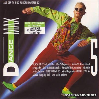 Dance Max vol 05 [1991] / 2xCD
