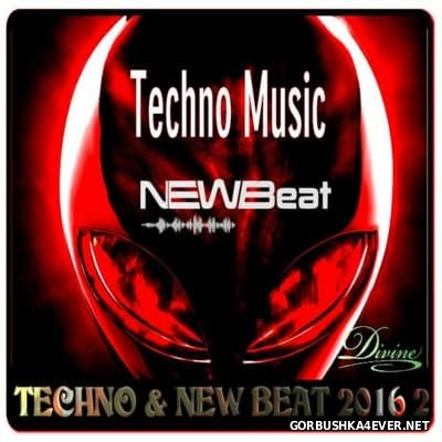 DJ Divine - New Beat & Techno Mix 2016.2
