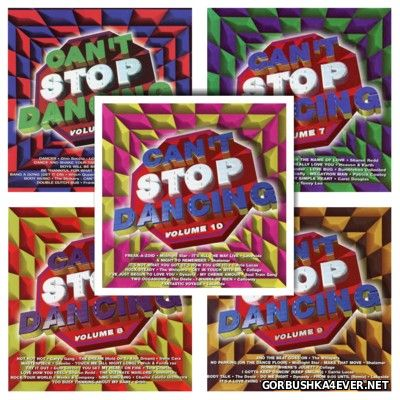 [Unidisc] Can't Stop Dancing vol 06 - vol 10
