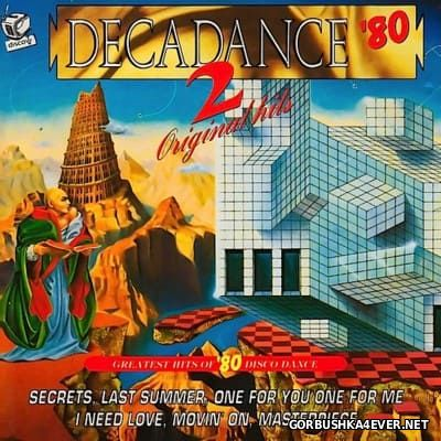 [Discomagic] Decadance '80 vol 2 [1991]