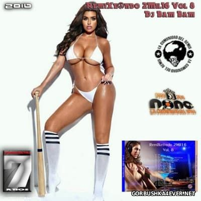 DJ Bam Bam - RemiXe@ndo 2Mil16 volume 8
