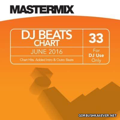 [Mastermix] DJ Beats Chart vol 33 [2016]