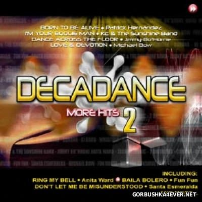 [CNR] Decadance vol 2 [2003] More Hits