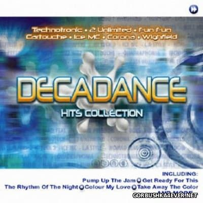 [CNR] Decadance vol 1 [2003] Hits Collection