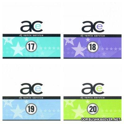 Ace DJ Remix Service vol 17 - vol 20
