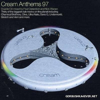 Cream Anthems 97 [1997] / 2xCD
