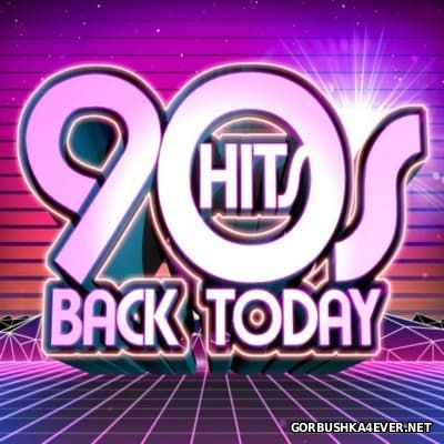 VA - 90s Hits Back Today [2016]