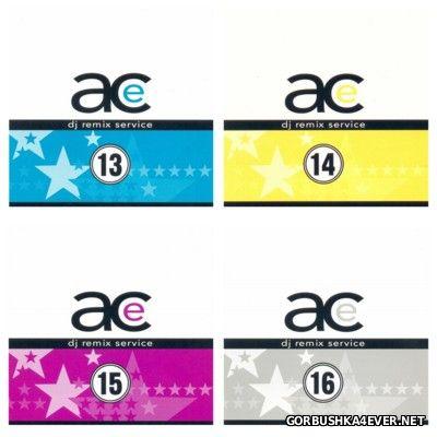 Ace DJ Remix Service vol 13 - vol 16