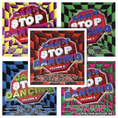 [Unidisc] Can't Stop Dancing vol 01 - vol 05