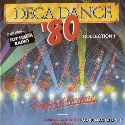 [Discomagic] Decadance '80 vol 1 [1990]