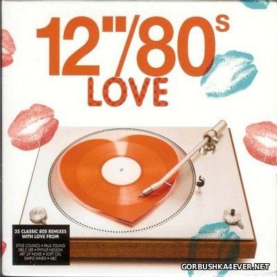 12''/80s Love [2008] / 3xCD