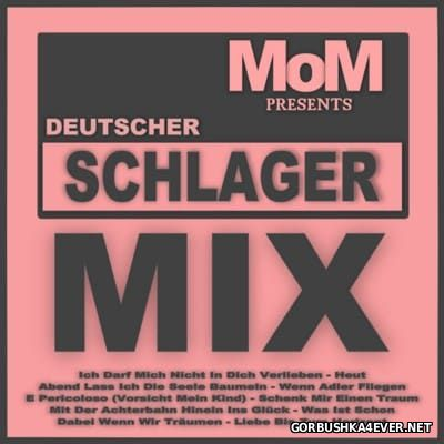 DJ MoM - Deutscher Schlager Mix 2 [2010]