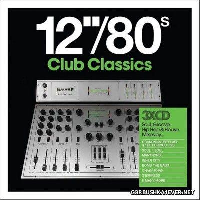 12''/80s Club Classics [2013 / 3xCD