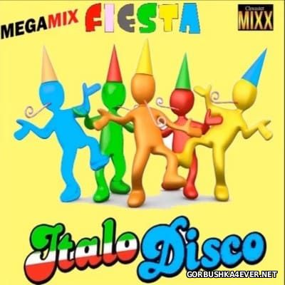 Chwaster Mixx - Fiesta Italo Disco Club Megamix [2016]