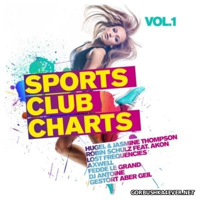 Sports Club Charts vol 1 [2016]