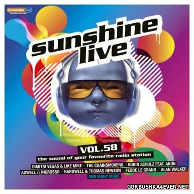 Sunshine Live vol 58 [2016]