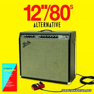 12''/80s Alternative [2011] / 3xCD