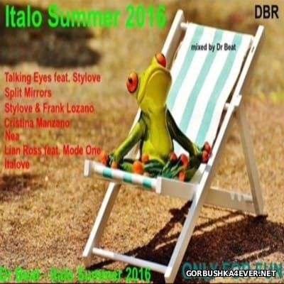 Dr Beat - Italo Summer Mix 2016