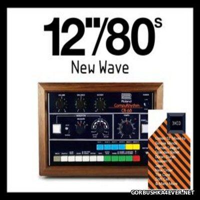 VA - 12''/80s - New Wave [2014] / 3xCD