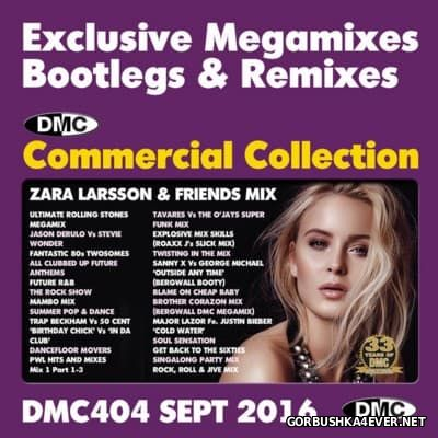 DMC Commercial Collection 404 [2016] September / 3xCD