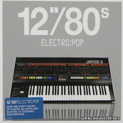 12''/80s Electro Pop [2009] / 3xCD