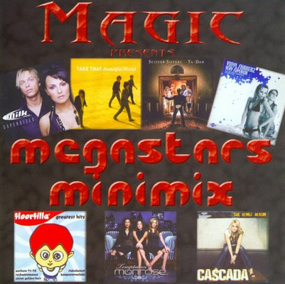 [Ruhrpott Records] Magic Megastars Minimix 01