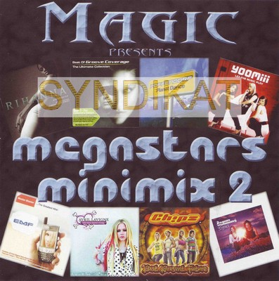 [Ruhrpott Records] Magic Megastars Minimix 02