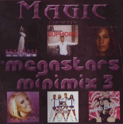 [Ruhrpott Records] Magic Megastars Minimix 03