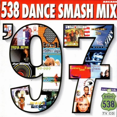 VA - 538 Dance Smash Mix '97 [2xCD]