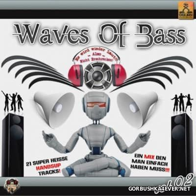 Waves Of Bass vol 02 [2008] Mixed by DJ Vinyl-Pitcher