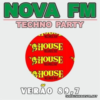 Nova FM - Techno Party [1991]