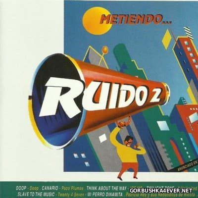 [CNR] Metiendo Ruido vol 2 [1994]
