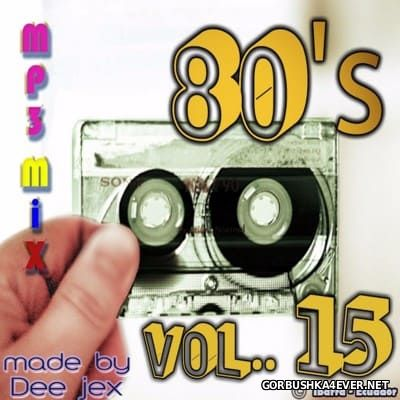 Megamix 80's vol 15 by Dee Jex