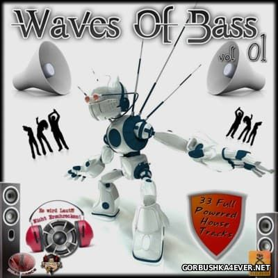 Waves Of Bass vol 01 [2008] Mixed by Sir Dirk