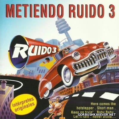 [CNR] Metiendo Ruido vol 3 [1995]