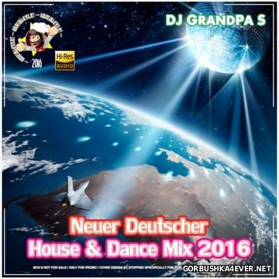 Neuer Deutscher House & Dance Mix 2016.1 Mixed By DJ GrandPaS