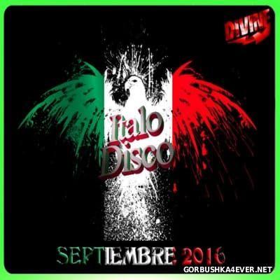 DJ Divine - Septiembre Mix 2016