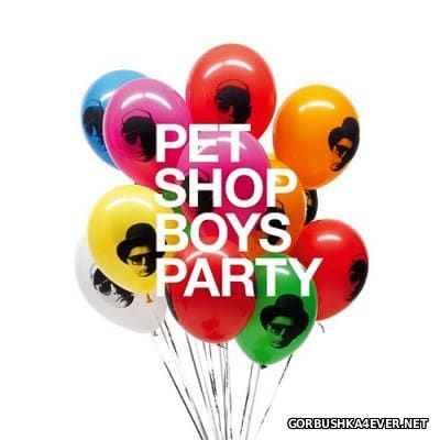 Pet Shop Boys - Party Dancing (The Greatest Hits) [2016]