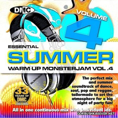 [DMC] Monsterjam - Summer Warm Up vol 4 [2016] by DJ Ivan Santana