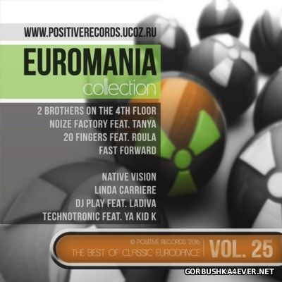 Euromania vol 25 [2016]
